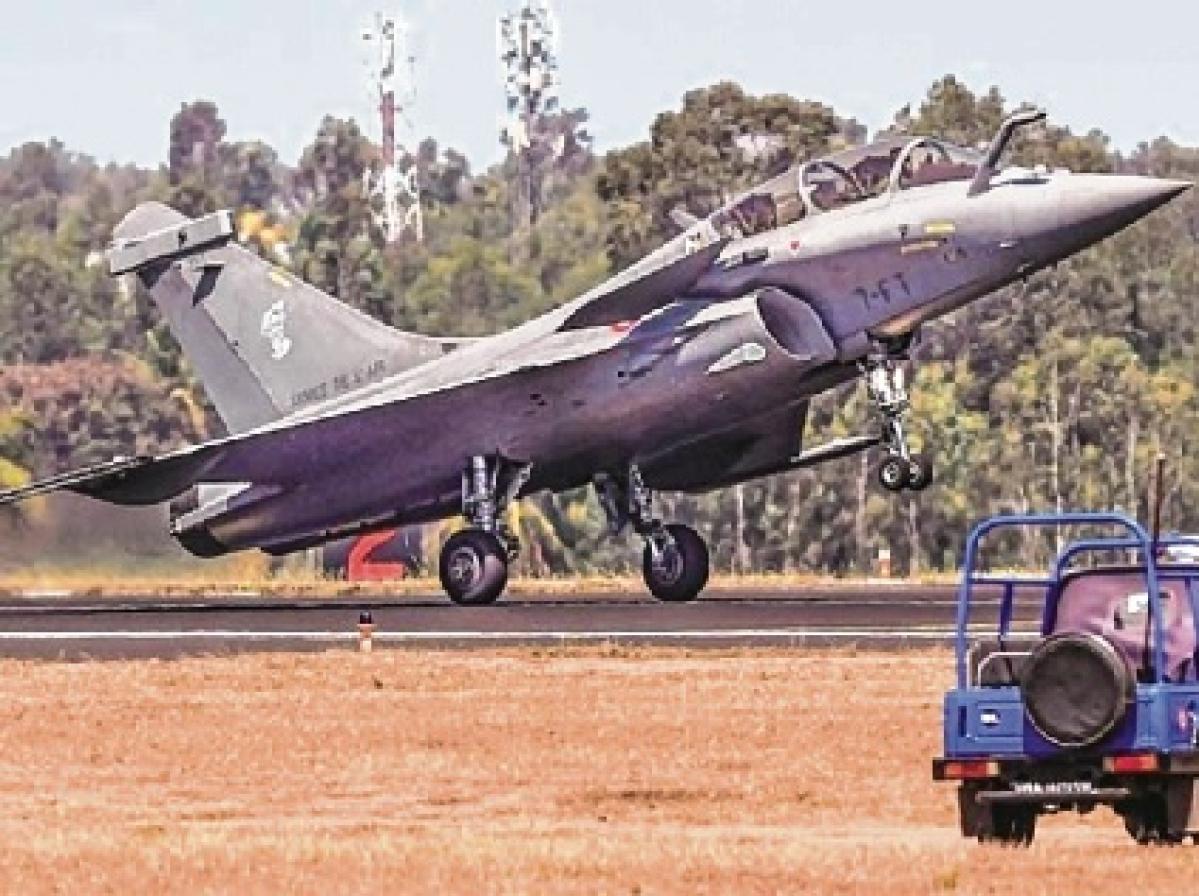 IAF brass meet this week