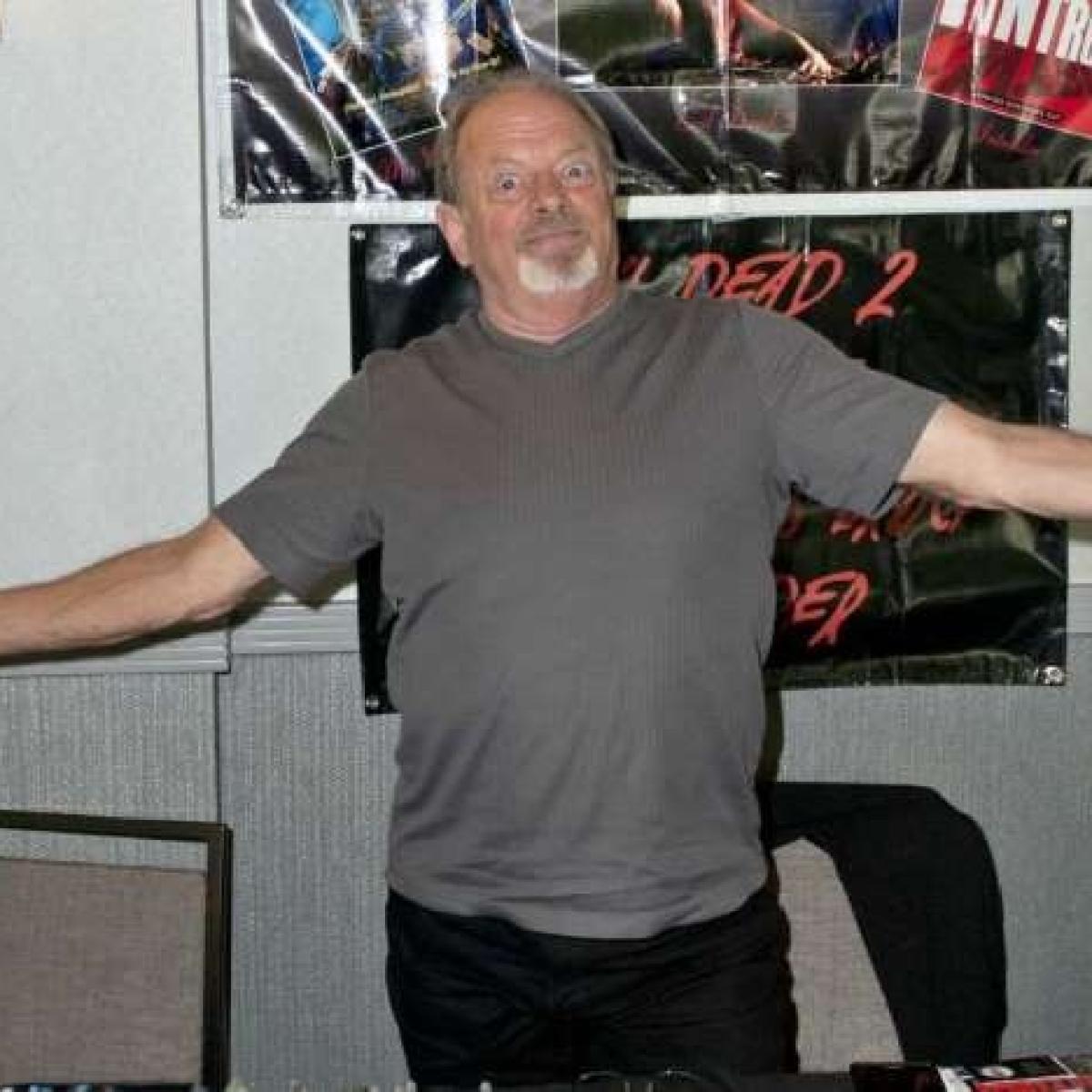 'Evil Dead II' actor Danny Hicks dies at 68 battling cancer