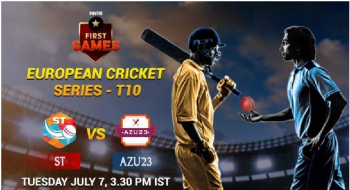 Stockholm Tigers vs Alby Zalmi Cricket Club U23: Paytm First Games Fantasy