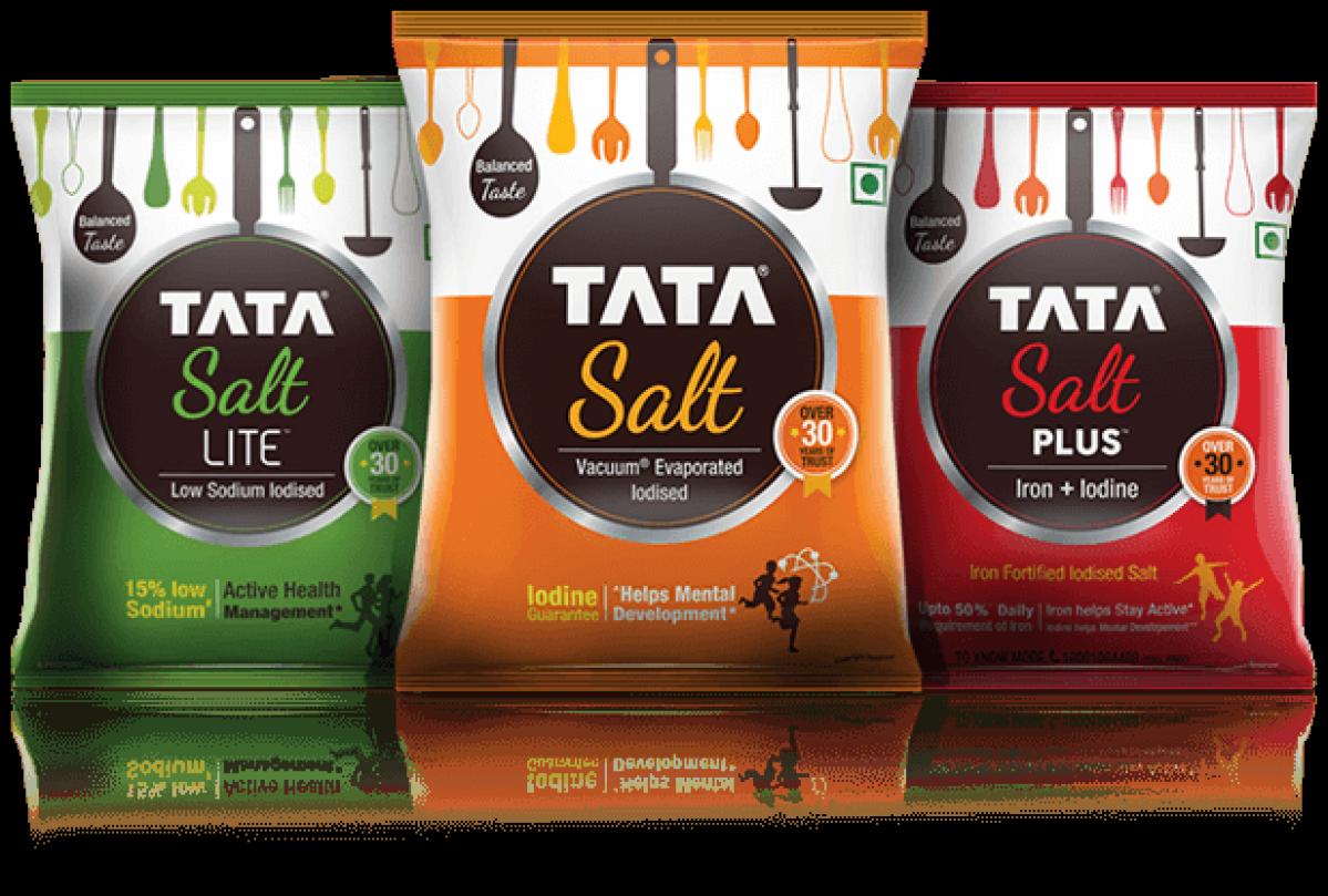Tata Salt, the flagship edible salt brand of Tata Chemicals