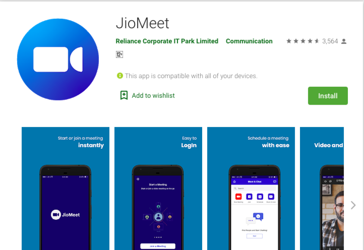 Reliance launches JioMeet, its Aatma Nirbhar contribution to take on Google Meet and Zoom