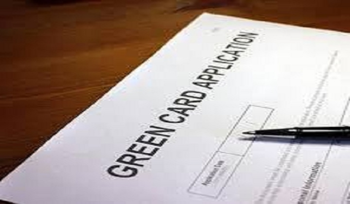 Green Card waitlist for Indians is over 195 yrs: US senator