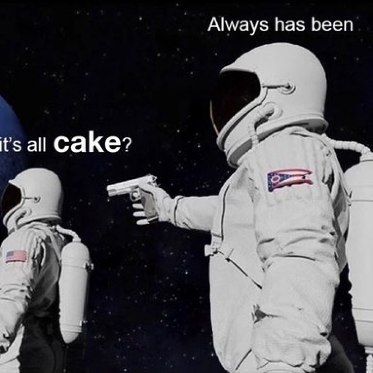 Truth behind 'made of cake' meme: Here's the viral video that started the trend