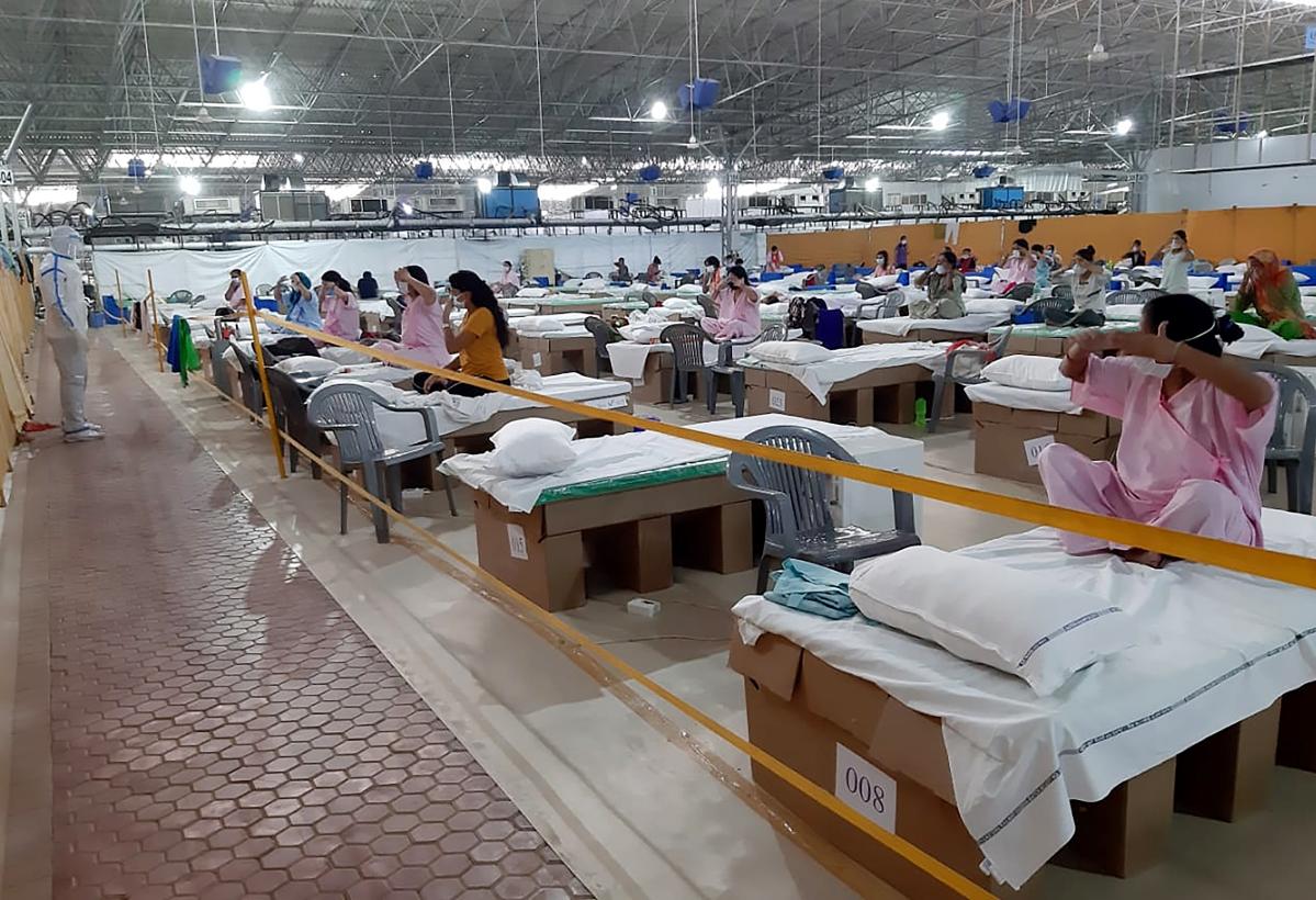 Madhya Pradesh: Convert Grasim's Hospital, Nagda into a Covid Care Centre, demands a social activist