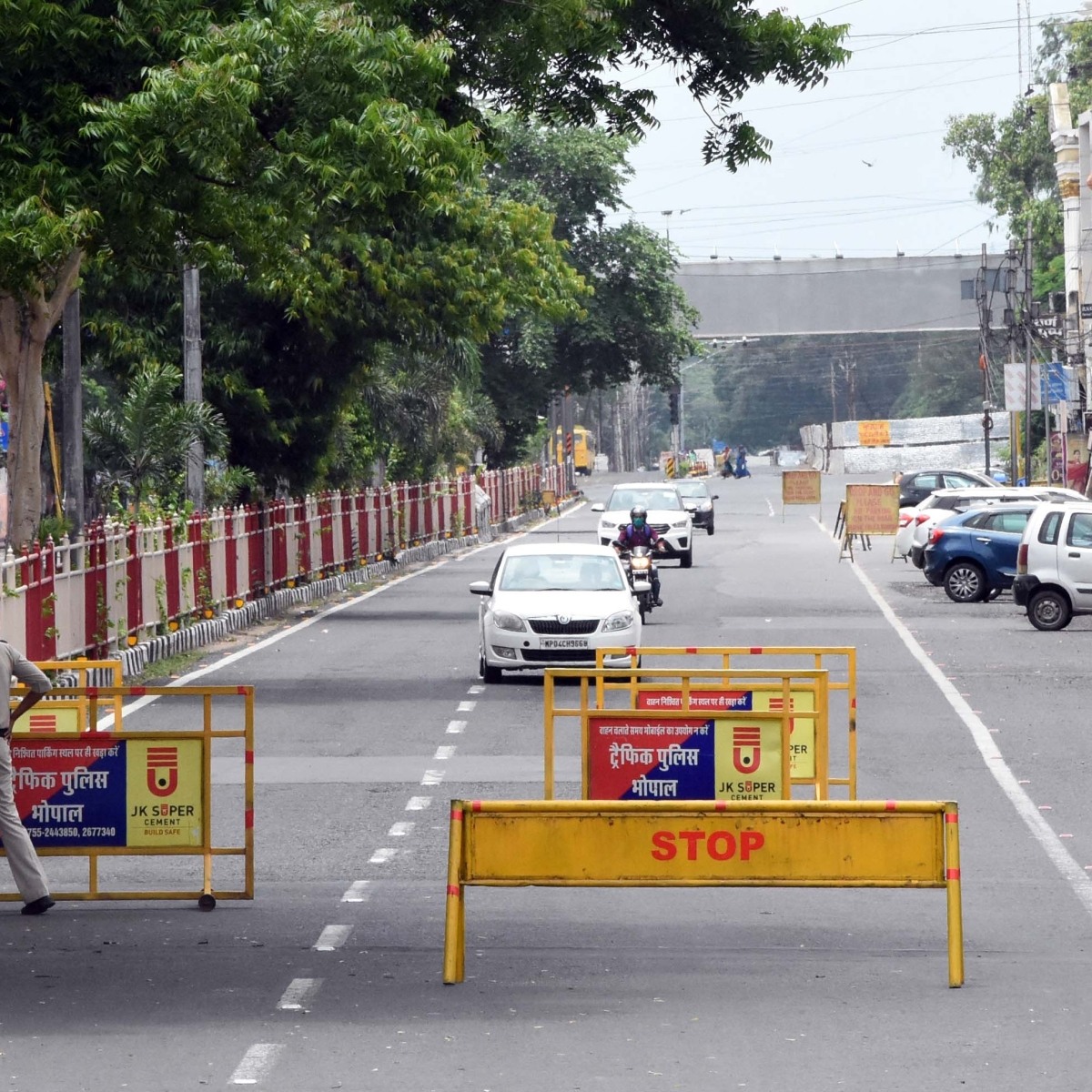 Sunday Curfew in Bhopal: Reliving the old days of lockdown, norms stricter