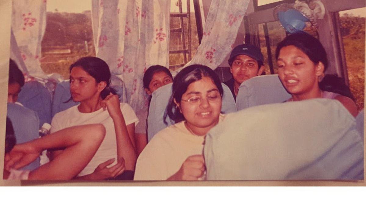 Flashback Friday: Deepika Padukone looks unrecognizable in throwback pic