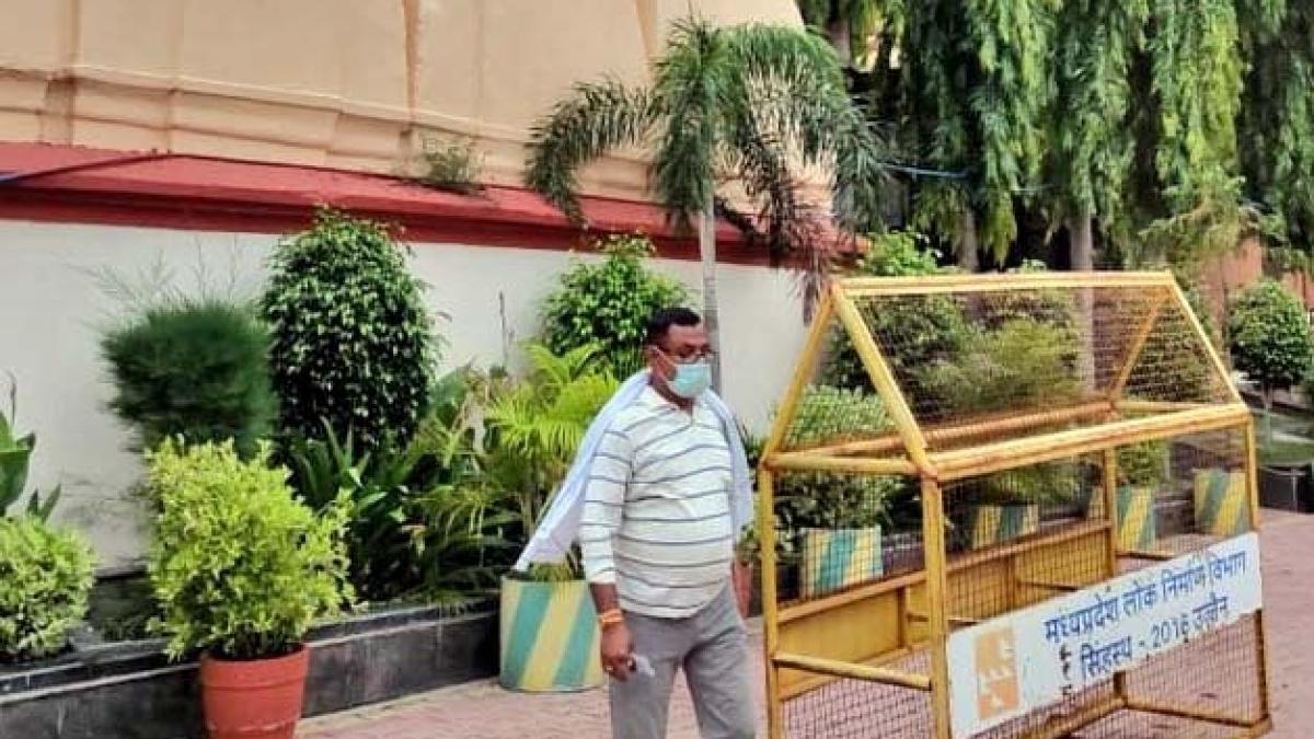 Notorious gangster Vikas Dubey run ends at Mahakal Temple in Ujjain