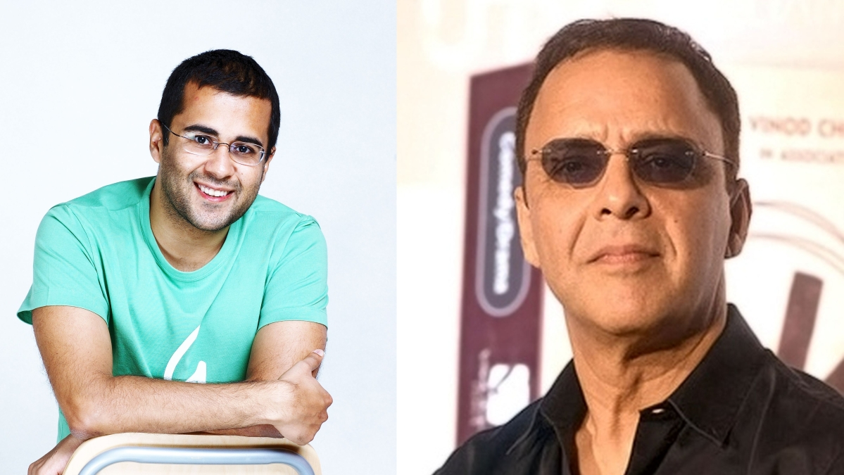 Vidhu Vinod Chopra vs Chetan Bhagat: Decoding C-Bag's diatribe against 'snobs and elites'