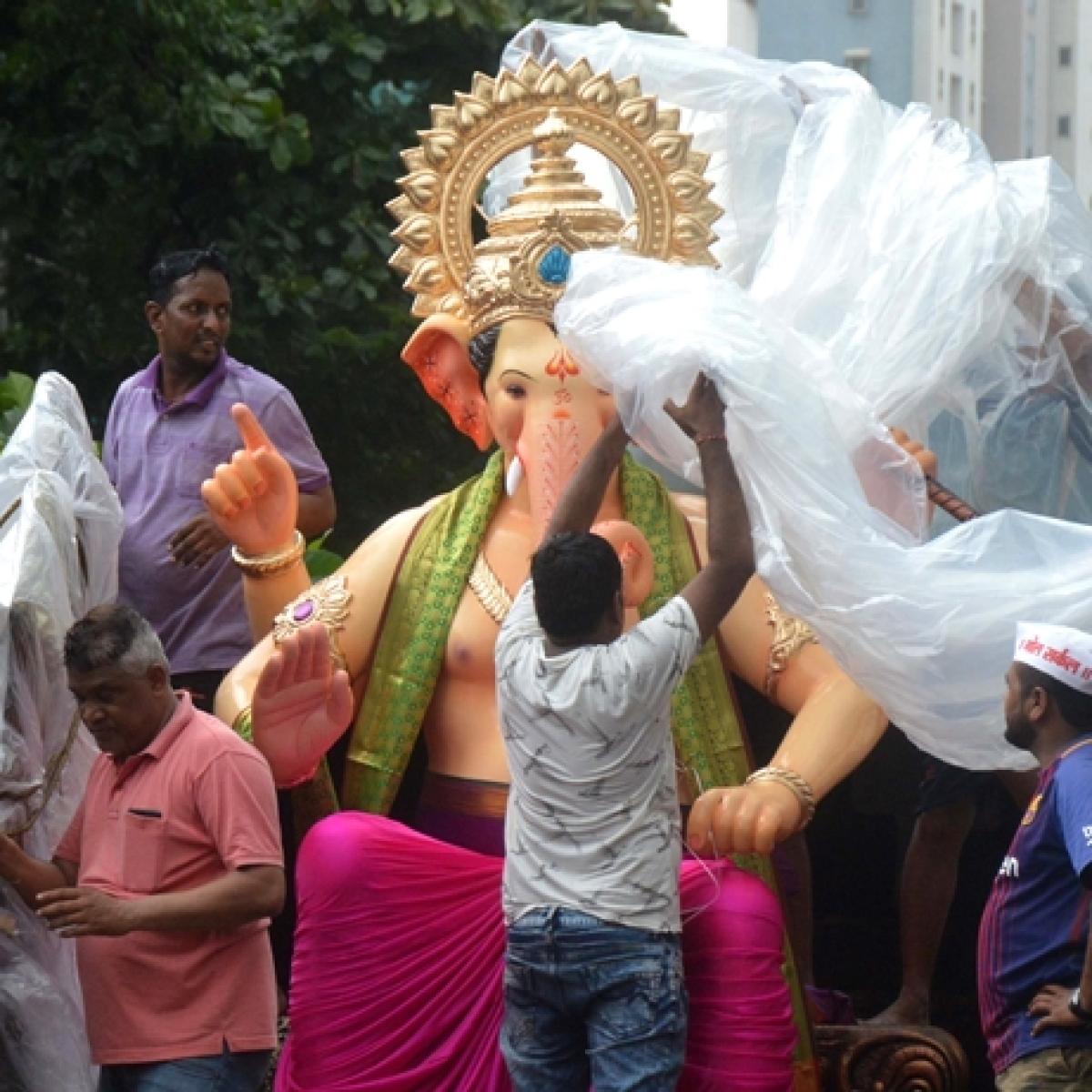 4 feet idol, pandal cleaning, visarjan: Rules for Ganeshotsav 2020 in Mumbai