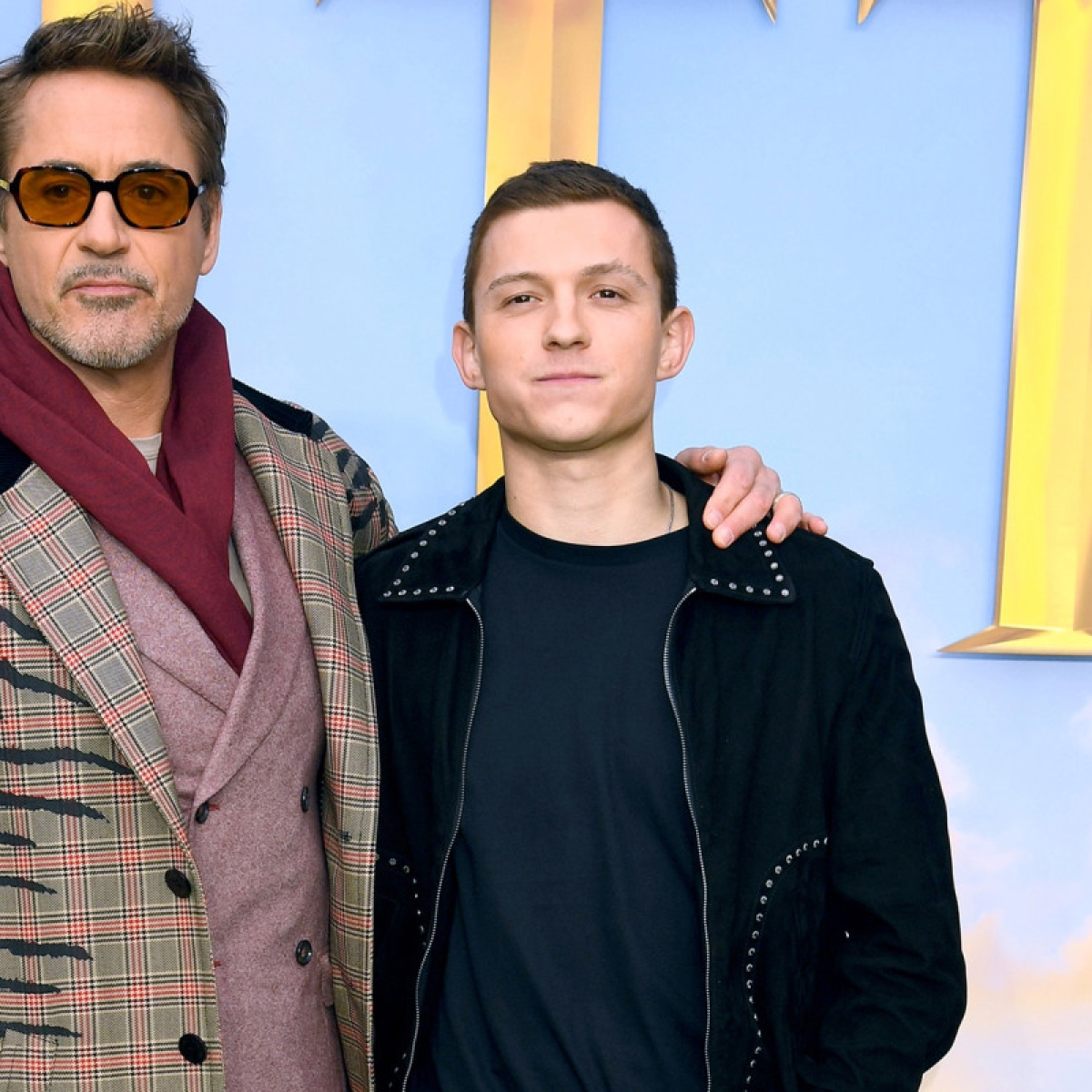 Now Robert Downey Jr, Tom Holland send messages to boy who saved sister from dog attack