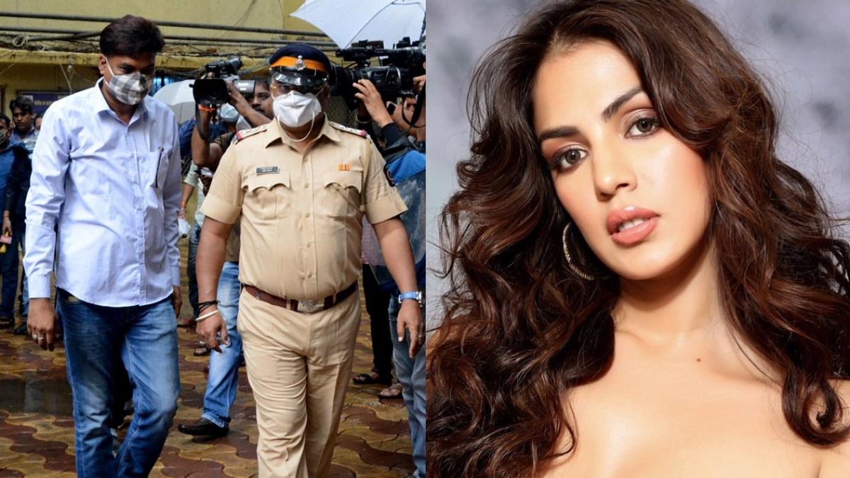 'Rhea Chakraborty is not absconding, we will get in touch with her': Central Patna SP Vinay Tiwari