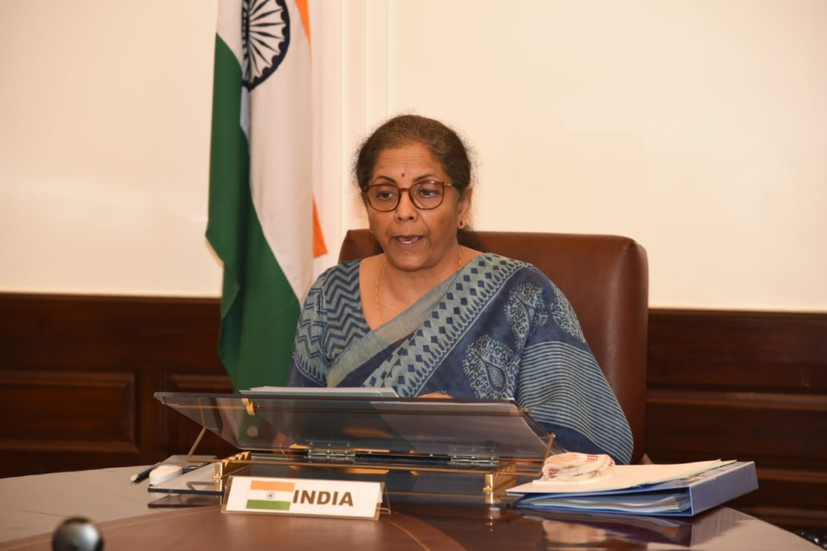 Nirmala Sitharaman shares policy measures taken by Modi govt including Rs 20 lakh crore economic package at G20 meeting