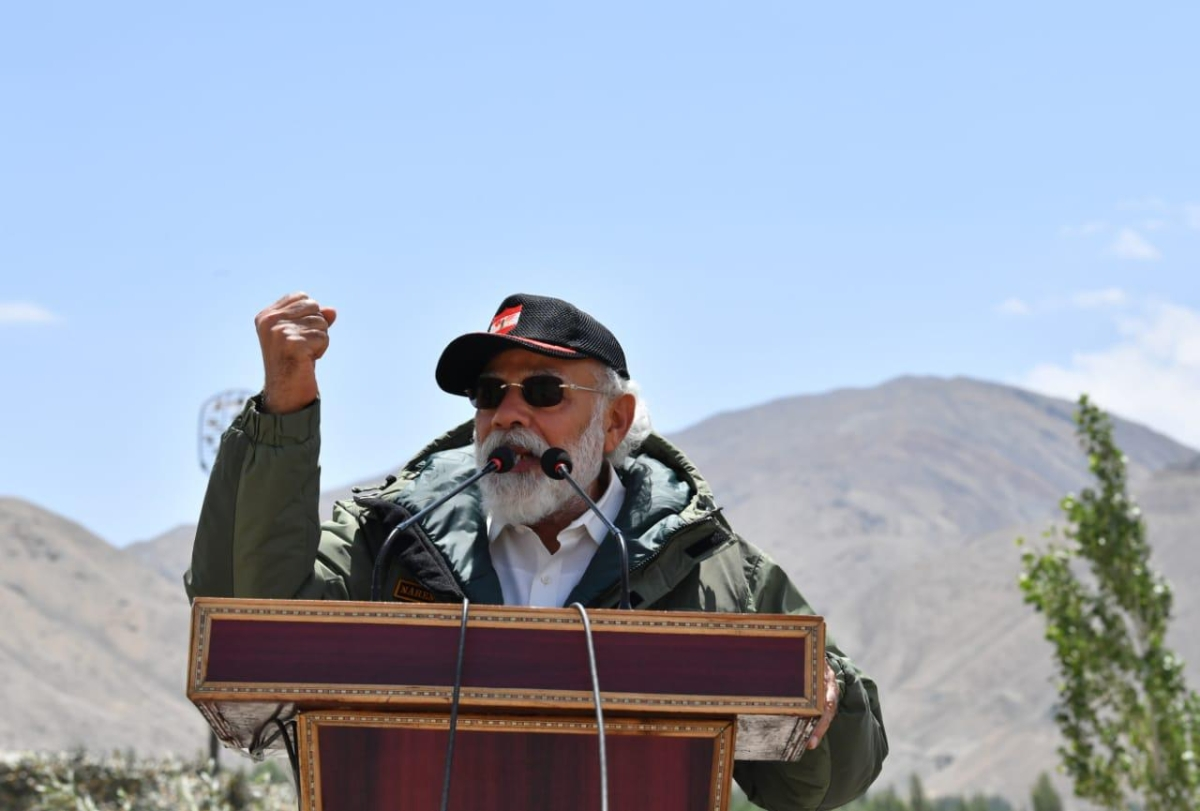 FPJ Fast Facts: 7 things Modi said in Ladakh's Nimu
