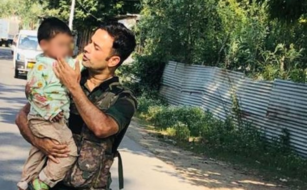 Toddler rescued after watching grandad die in Kashmir terror strike: Here's what we know far