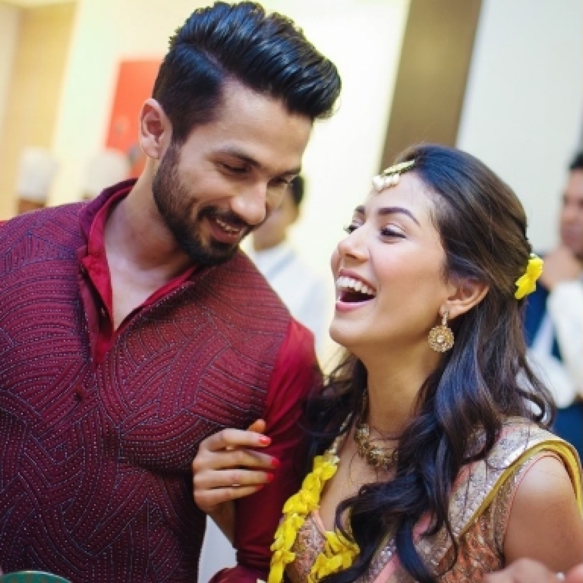 Shahid Kapoor's wife Mira pens a sweet note for him on fifth marriage anniversary