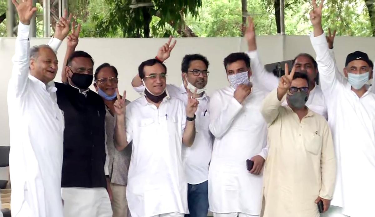 Rajasthan Row: Ashok Gehlot vs Sachin Pilot - latest developments