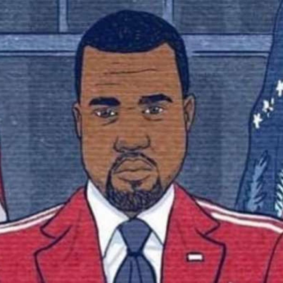 Rapper Kanye West running for White House