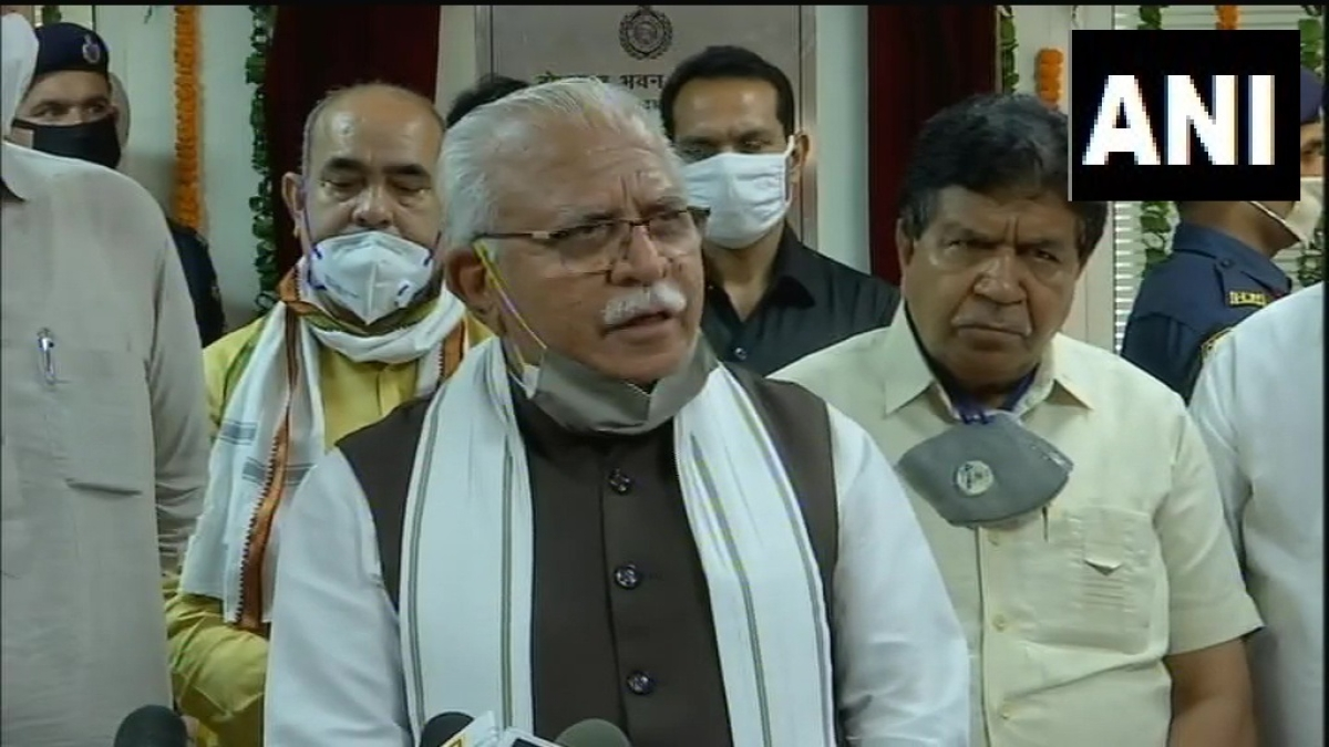 Rajasthan Crisis - Latest Updates: Haryana government has no role in it says CM Khattar