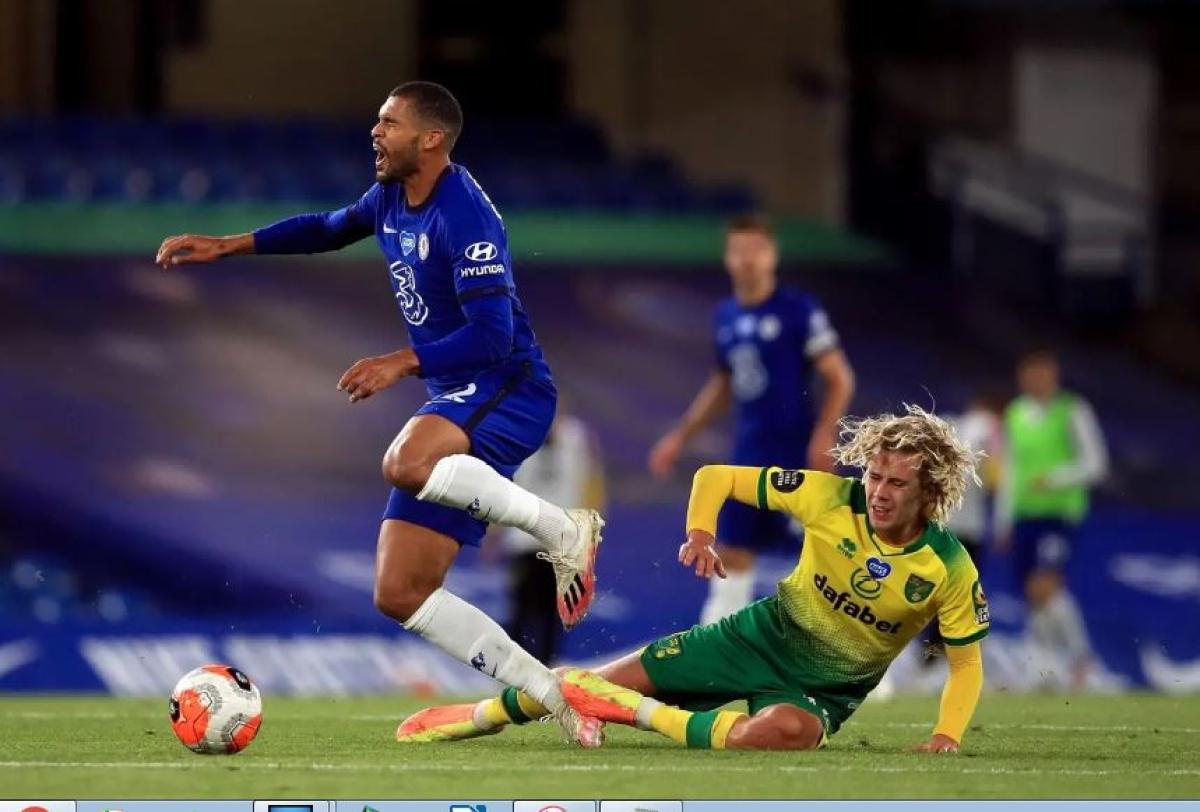 Chelsea book Champions League spot