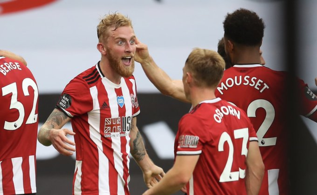 Premier League highlights: Another bad day for Jose Mourinho's men as Hotspurs lose 3-1 to Sheffield United
