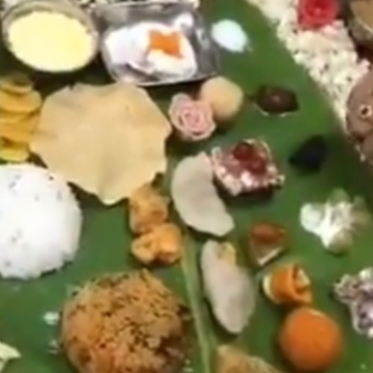'Coming back in my next life as an Indian son-in-law': Andhra woman's 67-dish meal for 'Jamai Raja' has Twitter drooling