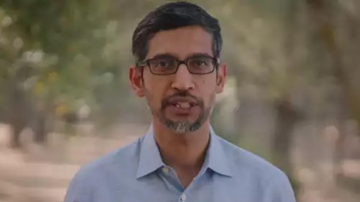 Great News: Google announces $10 billion fund for India, Sundar Pichai pens emotional note