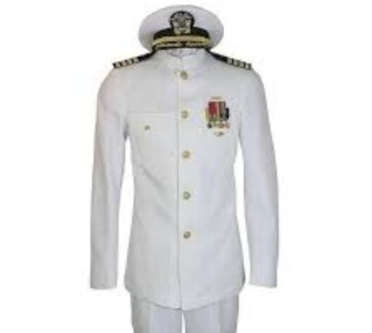 Navy to seek ban on unauthorised sale of armed forces uniform