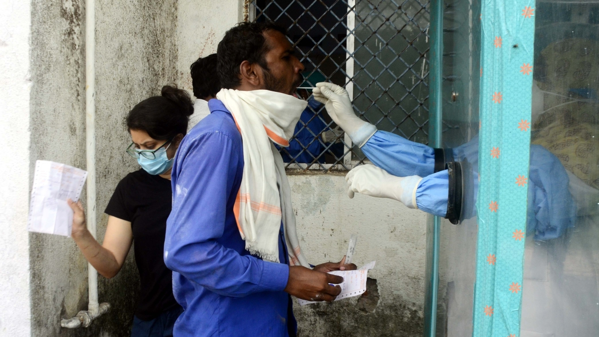 Delhi records biggest single-day spike with over 7,700 COVID-19 cases; total tally now 4,38,529