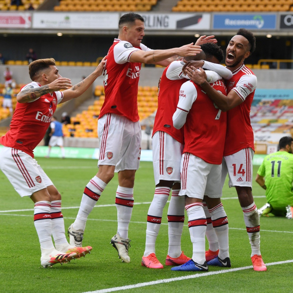 Premier League Highlights: Wolves' European hopes dealt a setback with 2-0 loss to Arsenal
