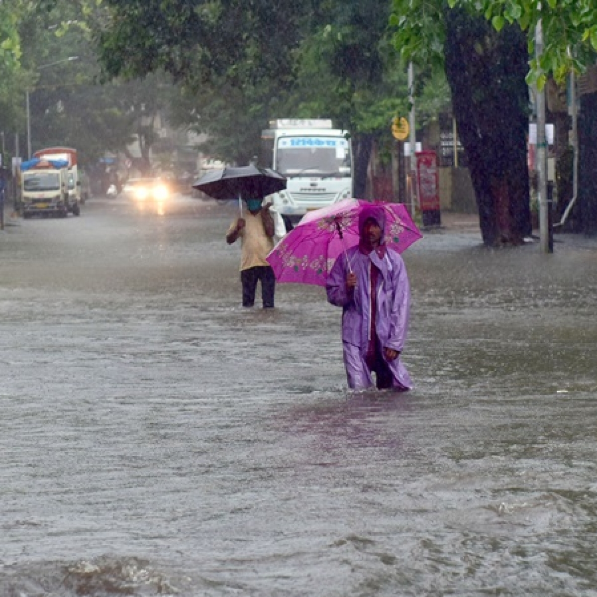 Mumbai Weather Update: IMD says heavy rainfall is likely to occur at isolated places in city