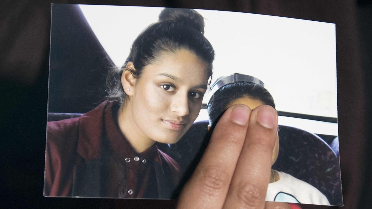 ISIS 'jihadi bride' Shamima Begum allowed to return to UK