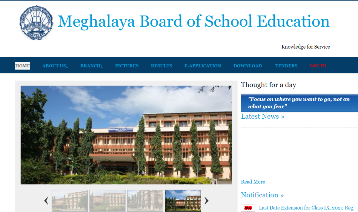 MBOSE Meghalaya Board HSSLC 12th Result 2020 to be declared today; Check on mbose.in