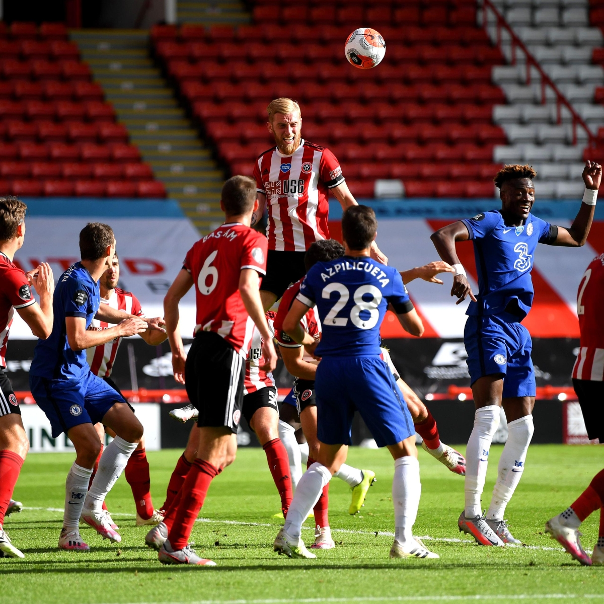 Premier League Highlights: Chelsea lose 3-0 against Sheffield United