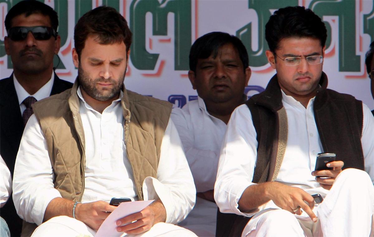 FPJ Edit: Rajasthan spotlights irrelevance of Gandhis — again