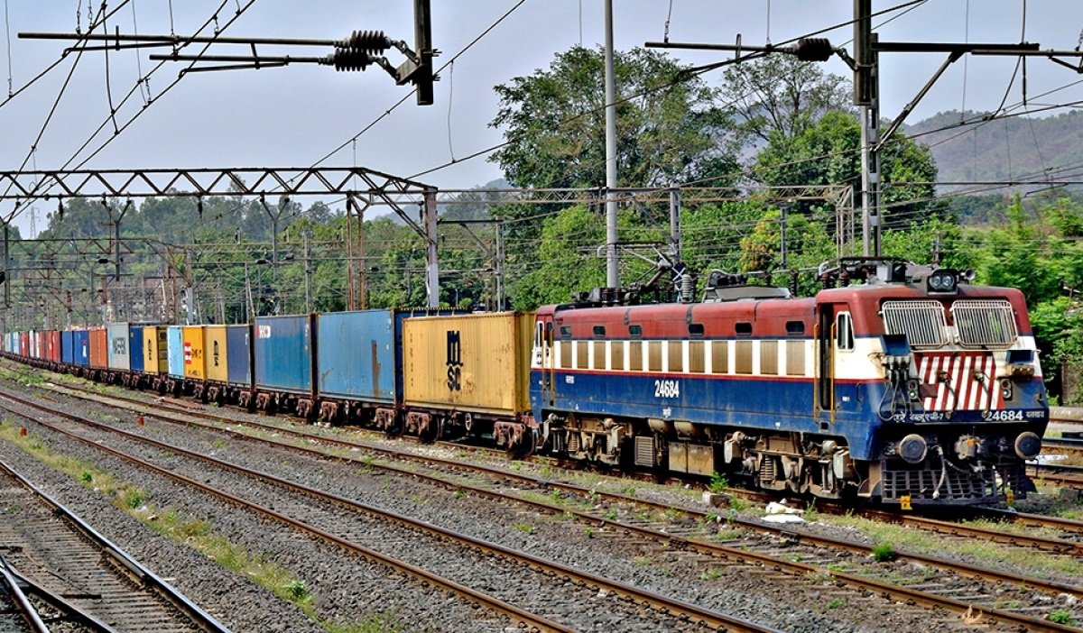 In 100 days, CR transports 13.39 mn tonne freight through 2.54 lakh wagons