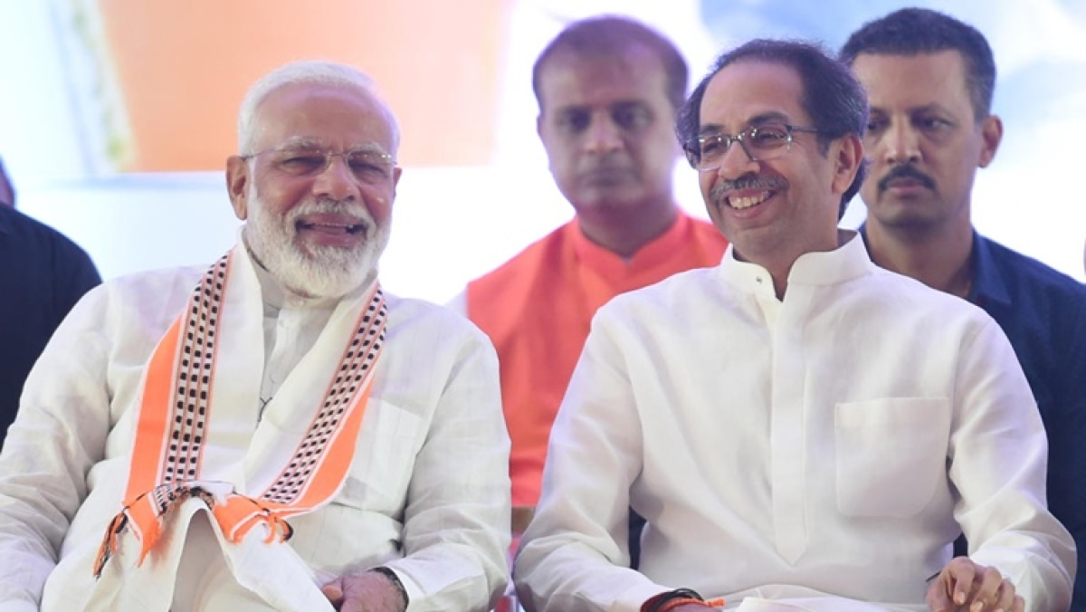 President Kovind, PM Modi, others extend birthday wishes to Maharashtra CM Uddhav Thackeray