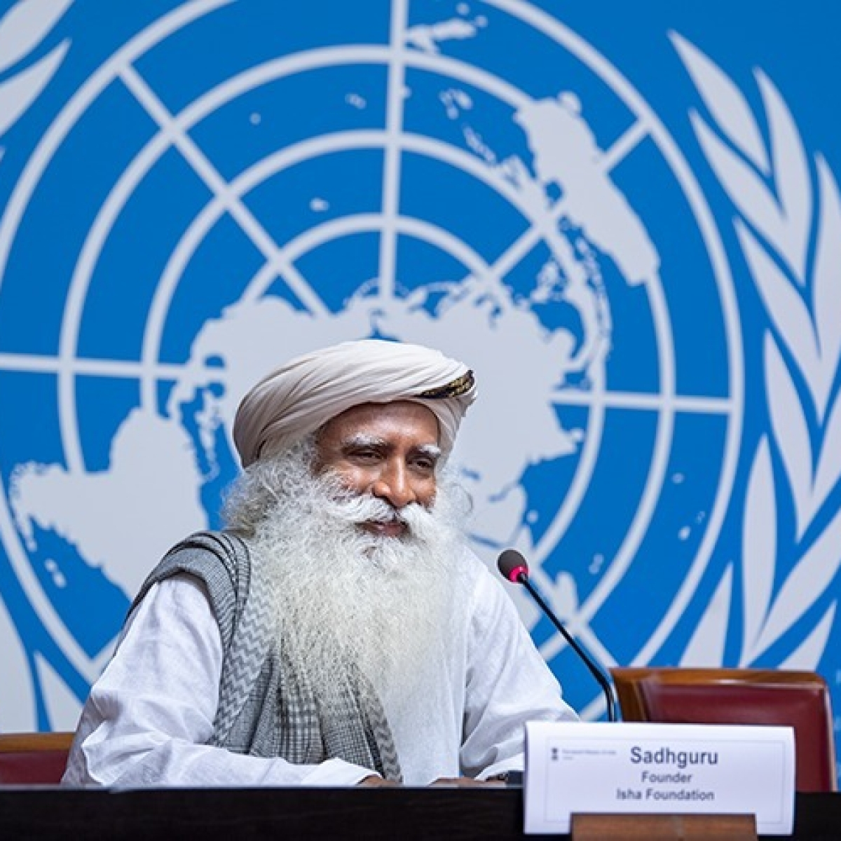 UNEP accredits Isha Foundation to the United Nations Environment Assembly