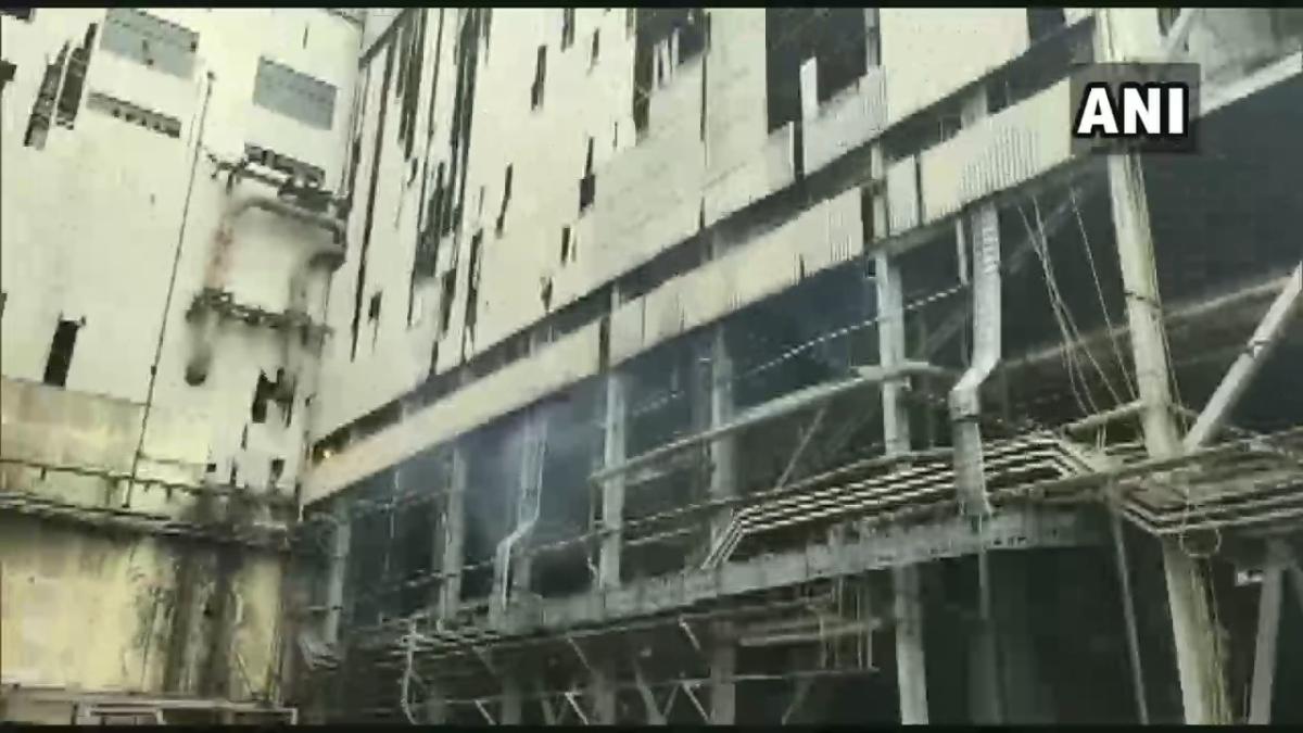 Explosion at Tamil Nadu's Neyveli Lignite Power Plant