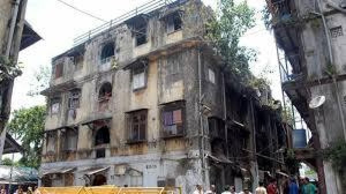 BJP seeks reconstruction of dilapidated buildings