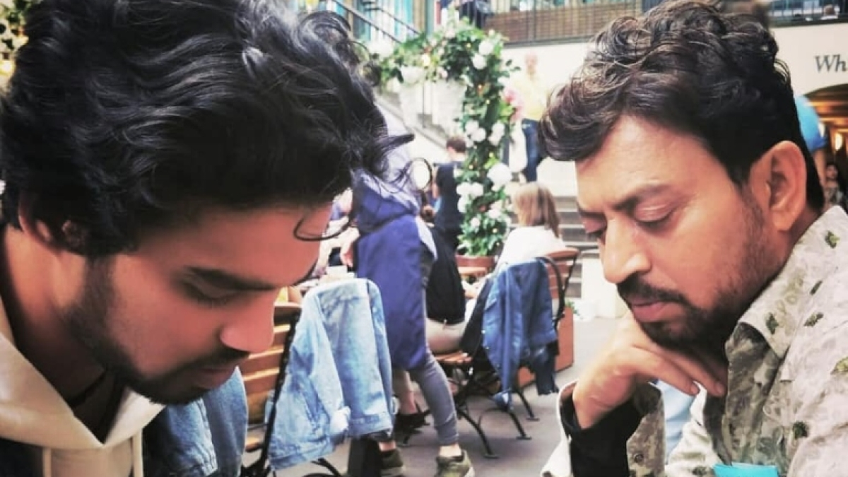 'My father was defeated at the box office by hunks with six pack abs', says Irrfan Khan's son Babil