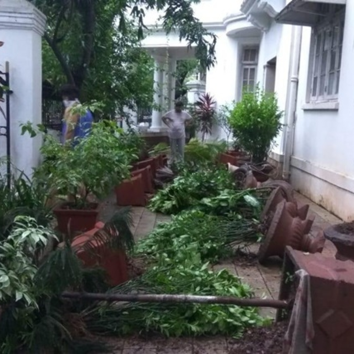 Dr BR Ambedkar's Mumbai residence 'Rajgruha' attacked by unidentified persons