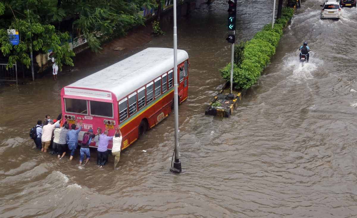 Mumbai rains: Here's a list of the diverted BEST bus routes shared by BMC