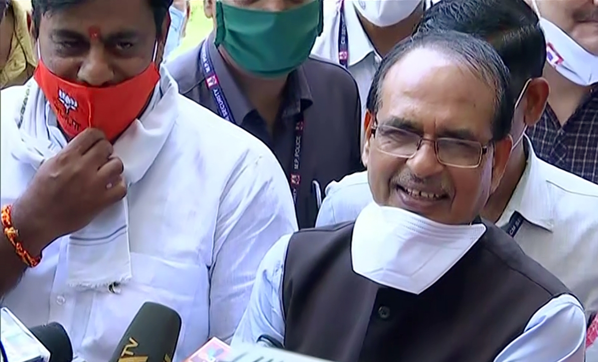 Cabinet expansion in MP likely today