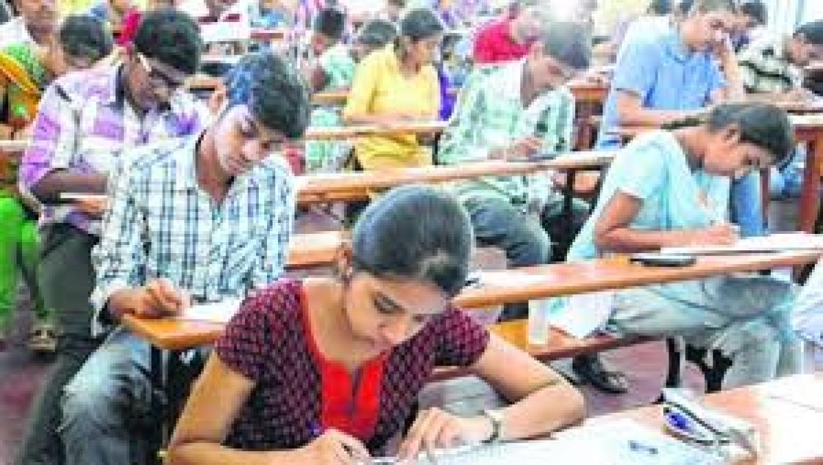 New marking formula leaves anxious  students beaming