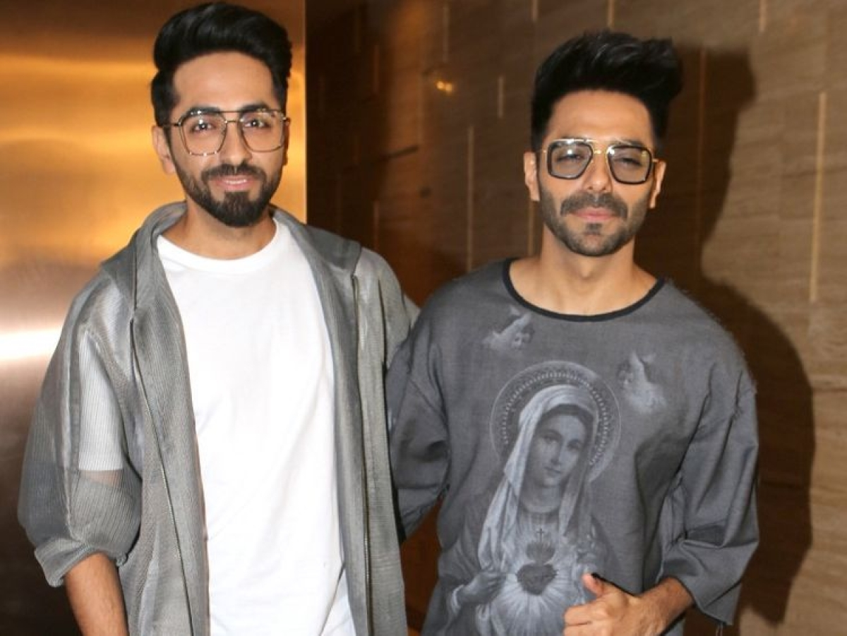 Khurrana brothers playing 'Aao milo' is the cutest thing you will see!