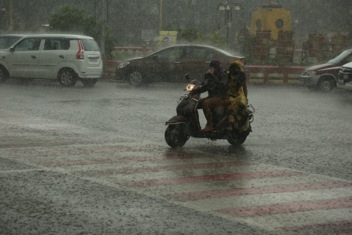 Indore chills with Thursday showers, but rain leaves many areas inundated