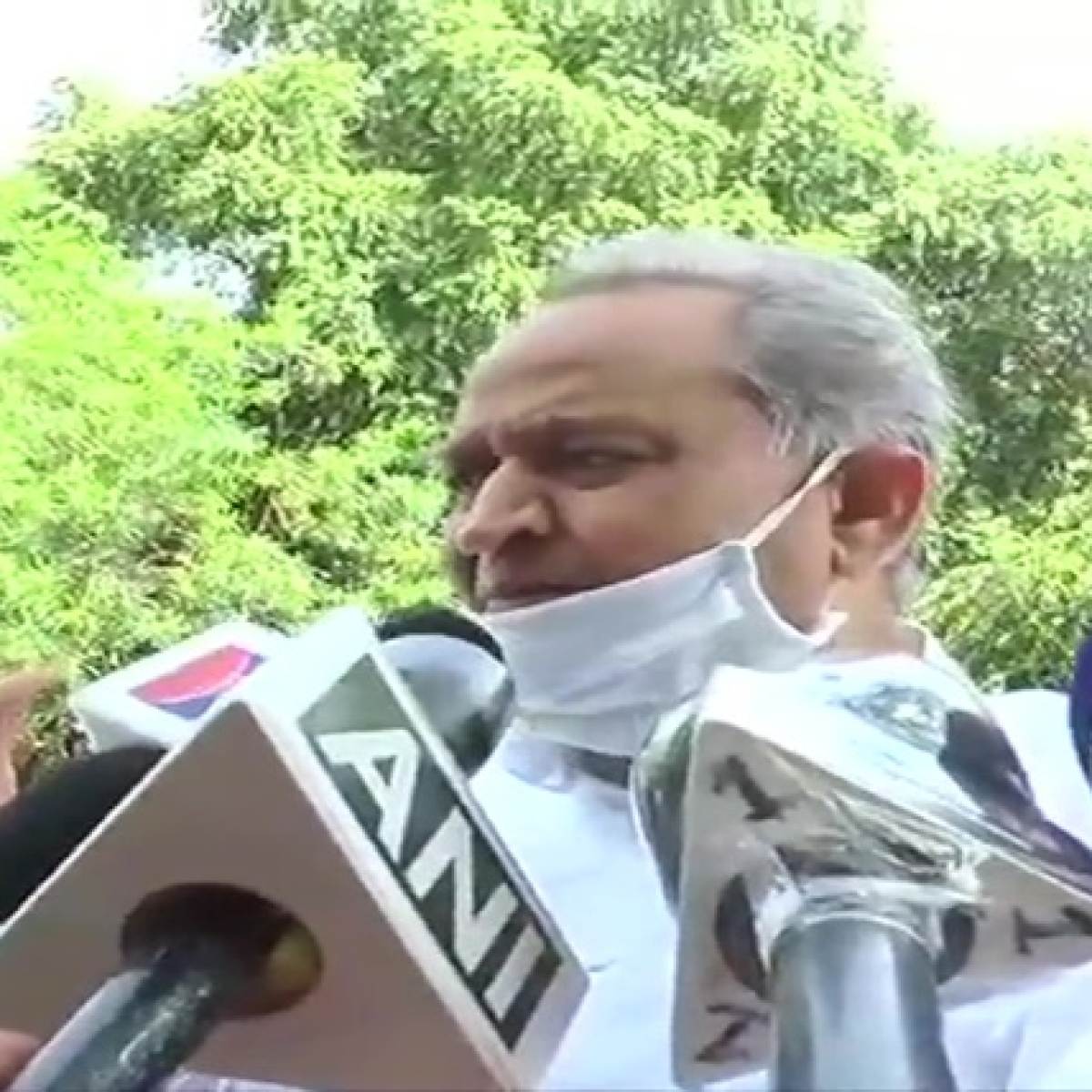 Rajasthan Row Latest Updates: There is nothing in Sachin Pilot's hands, BJP is running the show, says Ashok Gehlot