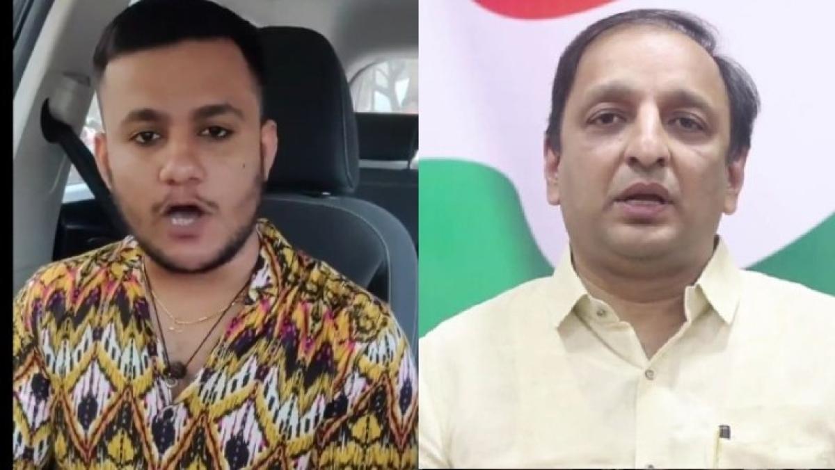 'We are not in Uttar Pradesh': Congress' Sachin Sawant promises strong action against 'pervert' Shubham Mishra