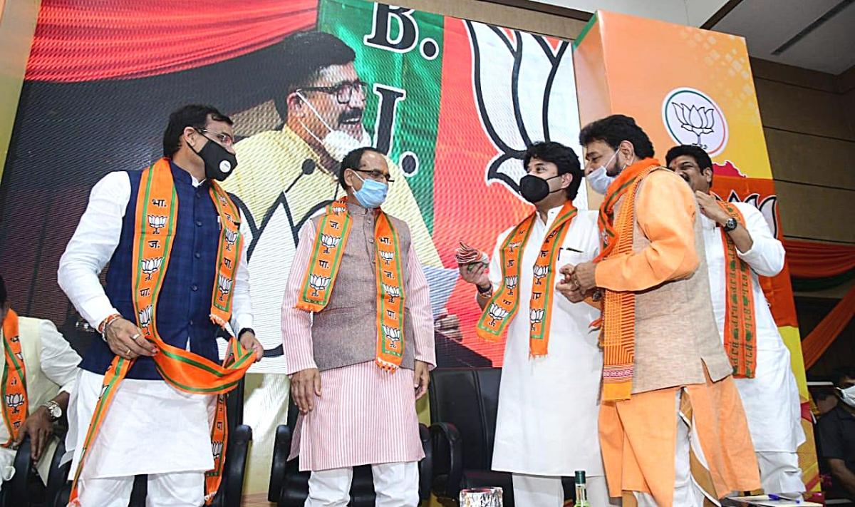 MP cabinet expansion: BJP MLA Ajay Vishnoi writes to CM Shivraj Singh Chouhan, says people upset