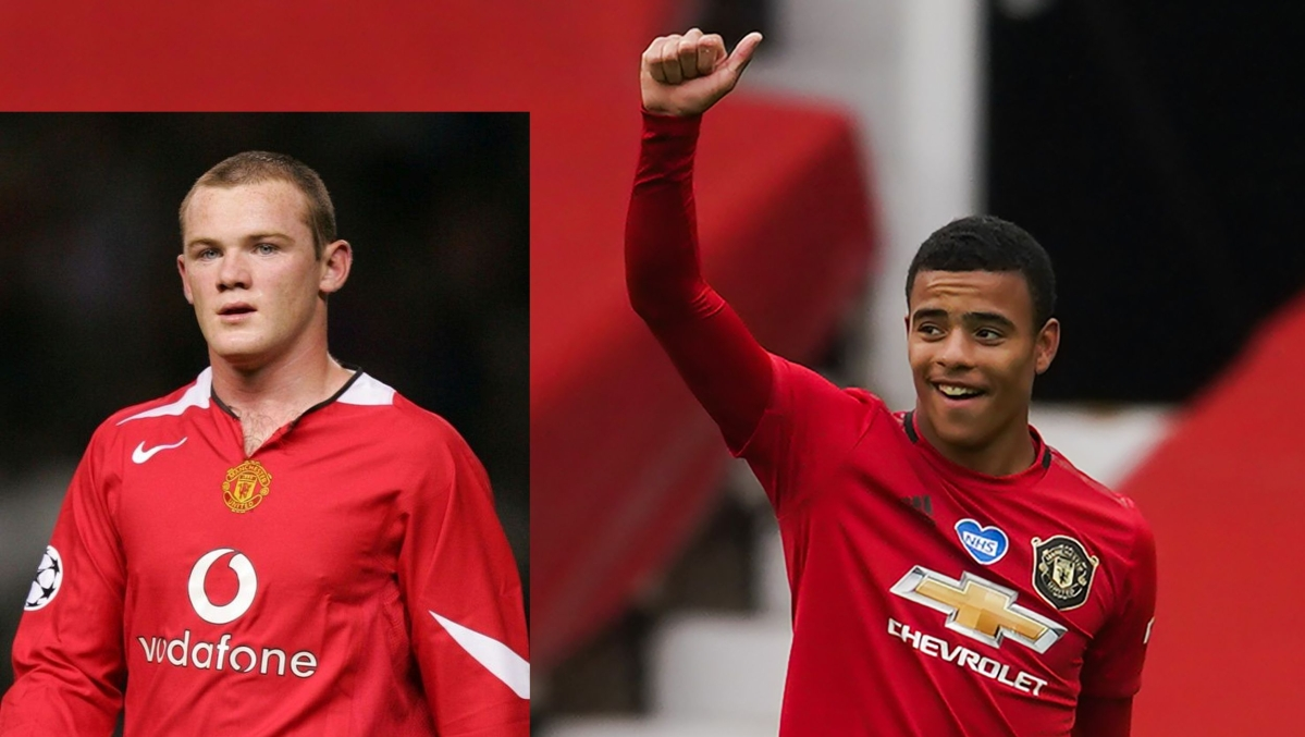 Mason Greenwood equals Rooney record: Top stats from Manchester United's 5-2 win over Bournemouth